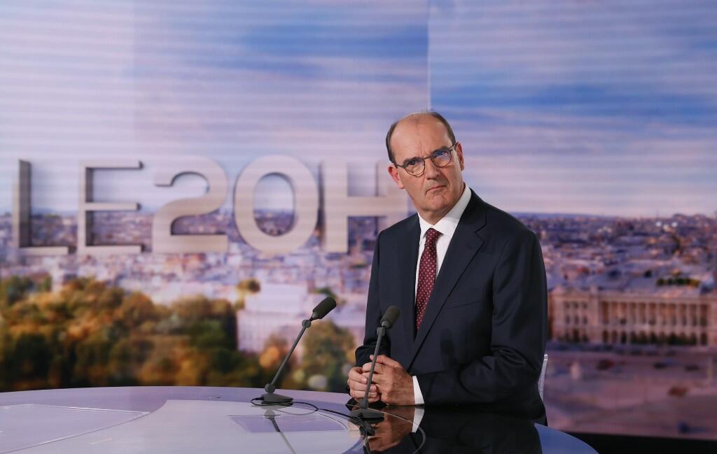 新任总理让·卡斯特克斯7月3日晚接受一台专访
