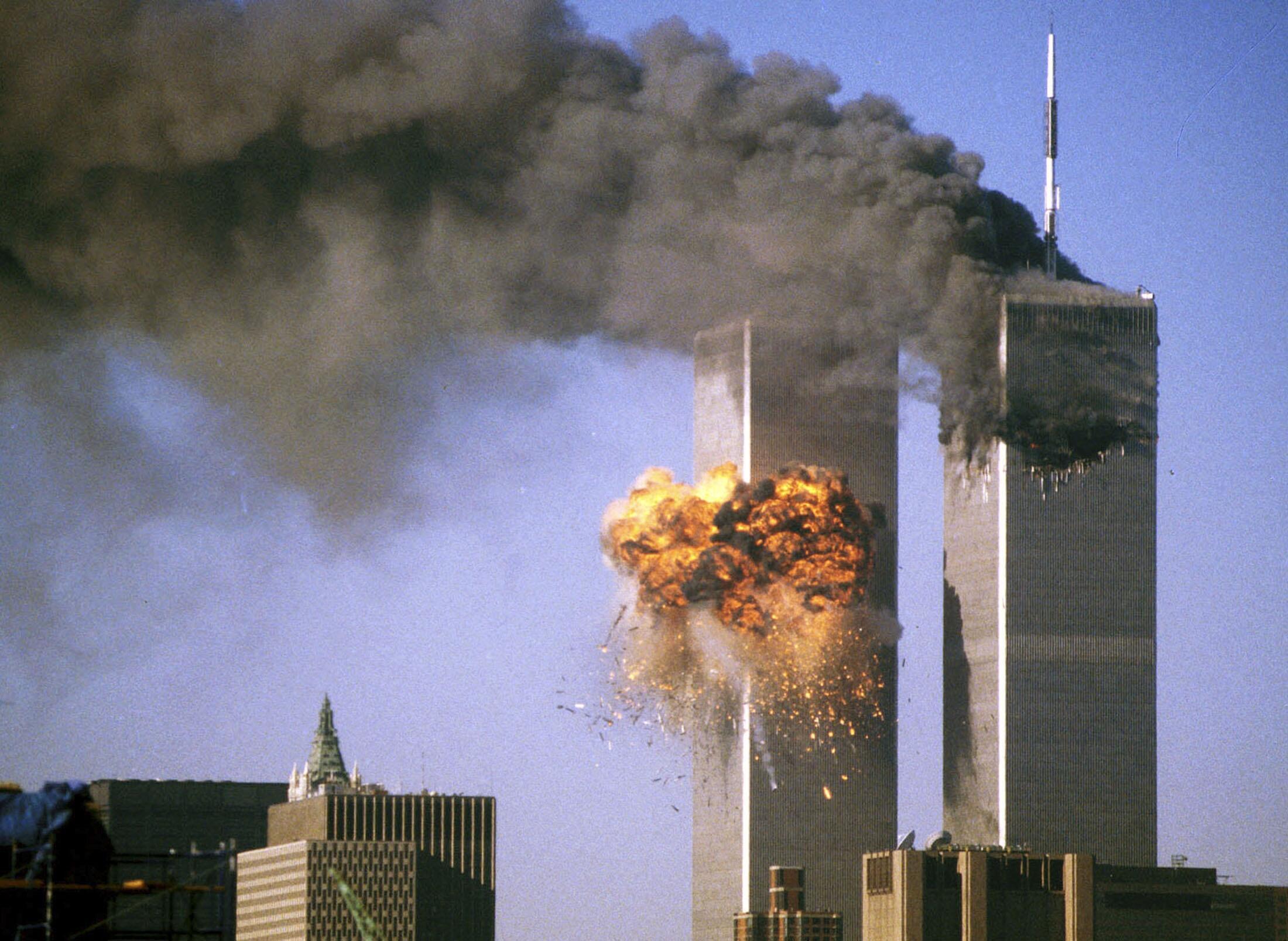 Harin da Kungiyar Al Qaeda ta kai a ranar 11 ga watan Satumba ya hallaka mutane akalla dubu 3 a Amurka