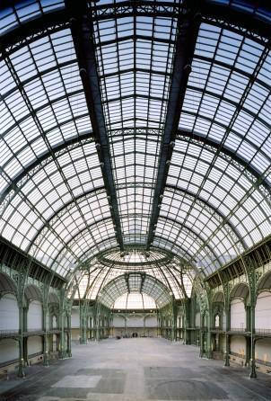 El Grand Palais vacío