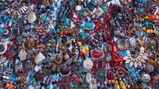Des bijoux africains.