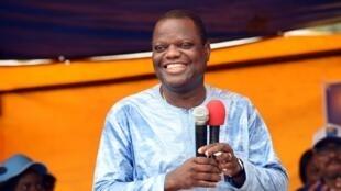 Sebastien Ajavon, Homme politique en republique du Benin