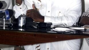 Le médiateur de la CEDEAO, Abubacar Abdulsalami.