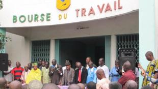 "Mali baarakɛkaw ka hakɛ lafasalitɔn min bɛ weele ""UNTM"" tɔndenw."