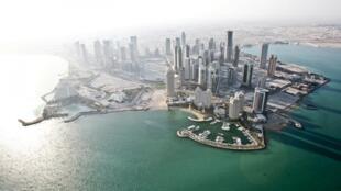 دوحه، پایتخت قطر