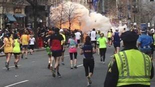 Harin Marathon a Boston kasar Amurka