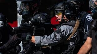 Des heurts ont opposé la police et des manifestants à Seattle, le 25 juillet 2020.