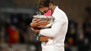 Rafael nadal vence Roland Garros