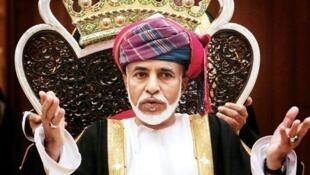Le sultan Qabus ibn Saïd a été remercié par François Hollande pour son rôle actif dans la libération de l'ex-otage française.