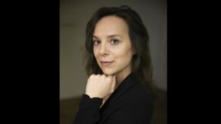 La linguiste Julie Neveux.