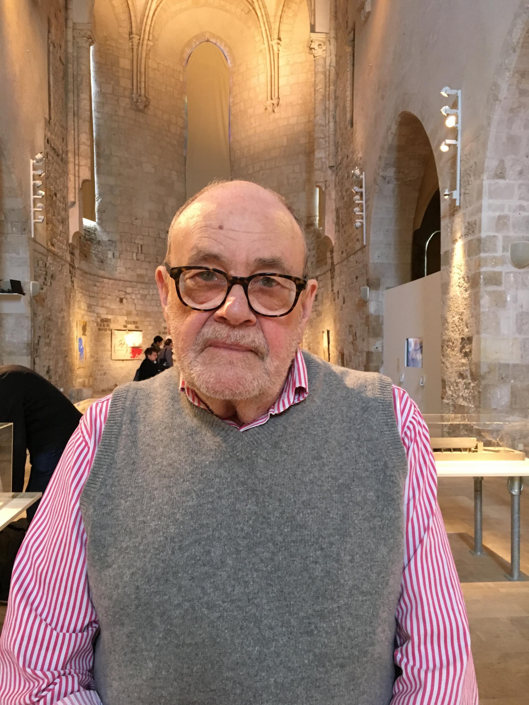 Arquiteto, artista plástico e professor Sérgio Ferro