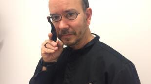 Oscar Resende mora há mais de 20 anos na França.