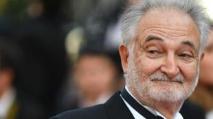 Jacques Attali, économiste et écrivain, pour le film «Le Traître», lors du 72ème Festival International du Film de Cannes, le 23 mai 2019.