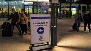 Aéroport Gibraltar Covid