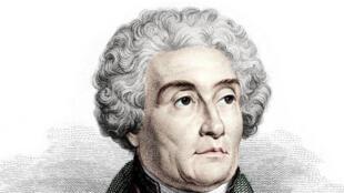 法國反啟蒙的鬥士--邁斯特(Le comte Joseph de Maistre 1753年-1821年)。