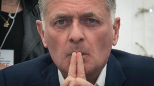 Philippe Juvin, chef des urgences de l'Hôpital européen Georges-Pompidou, maire Les Républicains de La Garenne-Colombes.