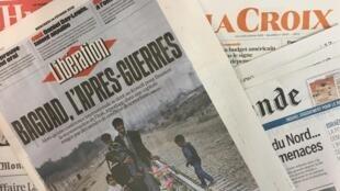 Capas dos jornais 14/02/18