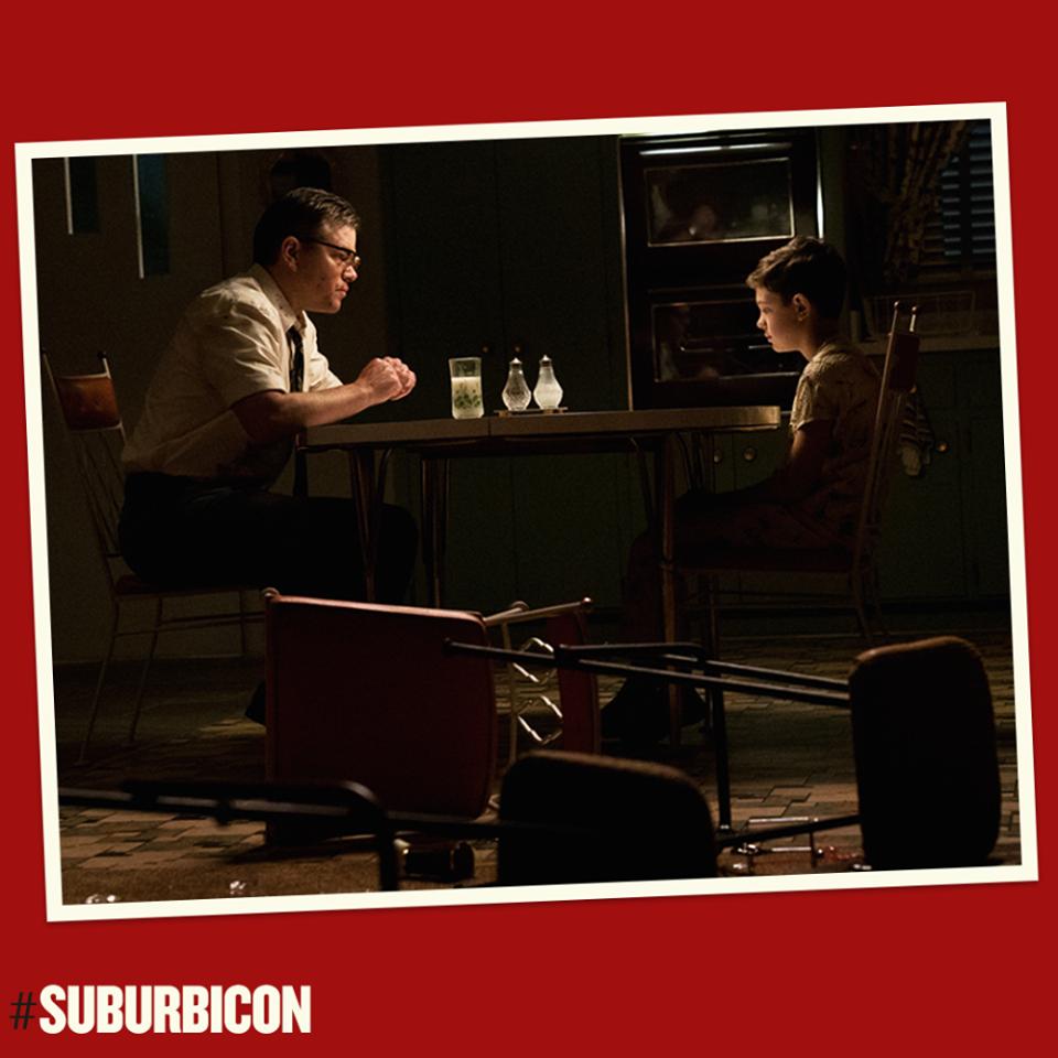 """""""Suburbicon"""", novo filme dirigido por George Clooney."""