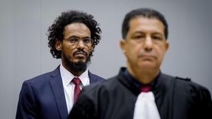O maliano Ahmed al-Faqi al-Mahdi declara-se culpado no TPI, em Haia