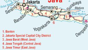 The Island of Java