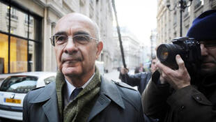 Le général Rondot, ancien responsable des services secrets français, le 11 décembre 2007.