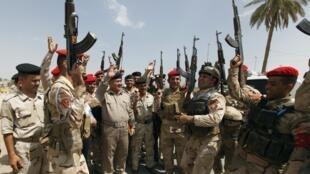 Wafungwa zaidi ya 50 wauawa katika shambulio mjini Baghdad, nchini Iraq, polisi na jeshi vyanyooshewa kidole.