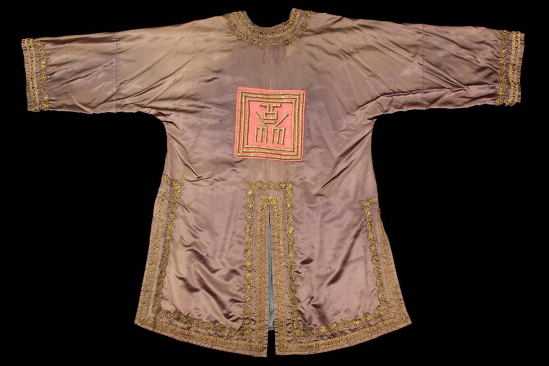 Costume from L'orphelin de Chine