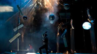 Une représentation de la pièce « Don Juan de Molière ».