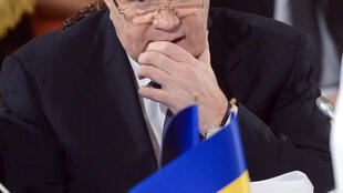 El presidente Yanukovich, en diciembre pasado en Kiev.