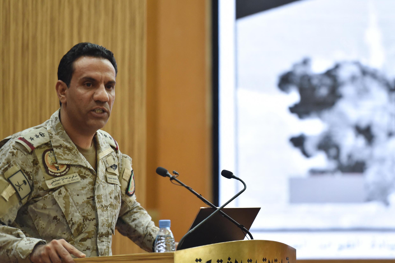 ترکی مالکی سخنگوی ائتلاف نظامی عربی به رهبری عربستان سعودی