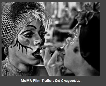 """Dzi Croquettes, cena do filme que estará em cartaz no """"Festival Brazil"""" em Nova York ."""