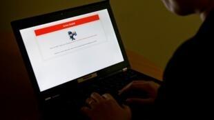 Mạng Internet tại Trung Quốc bị kiểm duyệt gắt gao.