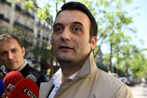«Кускусгейт»: Вице-председатель Нацфронта Флориан Филиппо съел кускус в компании сторонников, его обвинили в попрании традиционных французских ценностей.