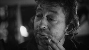 Serge Gainsbourg, ảnh do Claude Truong Ngoc chụp ngày 24/11/1981.