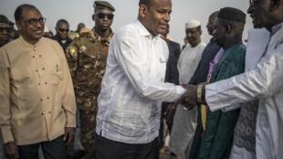 Waziri Mkuu wa Mali,Boubou Cissé.