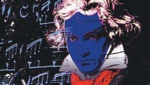 La Philharmonie de Paris consacre une exposition au mythe Ludwig Van Beethoven.