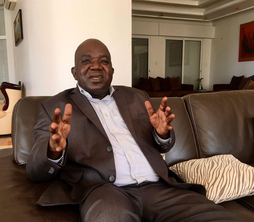 Oumar Sarr, ancien bras droit d'Abdoulaye Wade au PDS.