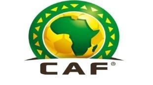 Logo da Confederação Africana de Futebol (CAF)