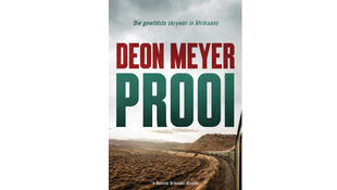 """Couverture de """"Prooi"""" de Deon Meyer."""