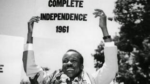 Mwalimu Julius Kambarage Nyerere, mwaasisi wa Tanzania huru.
