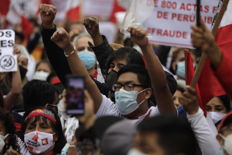 Image RFI Archive - Pérou -politique