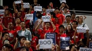Crise de Hong Kong debatida pelo conselho de segurança da ONU a pedido dos Estados Unidos críticos contra lei liberticida da China