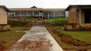 Le mémorial de la ville de Murambi, au Rwanda.