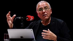 Daniel Desesquelle - dernier Carrefour de l'Europe RFI - Et si l'Europe n'existait pasPierre René-Worms