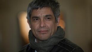 Ricardo Palma Salamanca en la Corte de Apelaciones de París, este 12 de diciembre de 2018.