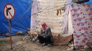 Quarenta por cento da população síria encontra-se refugiada