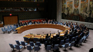 Le Conseil de sécurité de l'ONU a voté à l'unanimité la résolution prévoyant l'envoi d'observateurs onusiens dans la ville syrienne d'Alep, le 19 décembre 2016.