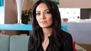La réalisatrice marocaine Maryam Touzani a présenté au Festival de Cannes son film « Adam » dans la section « Un certain regard ».