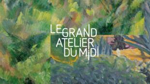 L'exposition «Le Grand Atelier du Midi» présente, entre autres, des oeuvres de Cézanne, Matisse, Van Gogh ou Bonnard.