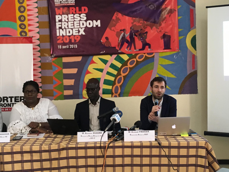 Le Covid-19 est un accélérateur de la répression contre les journalistes en  Afrique (RSF) - Invité Afrique