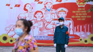 Vietnam - Covid-19 - Elections